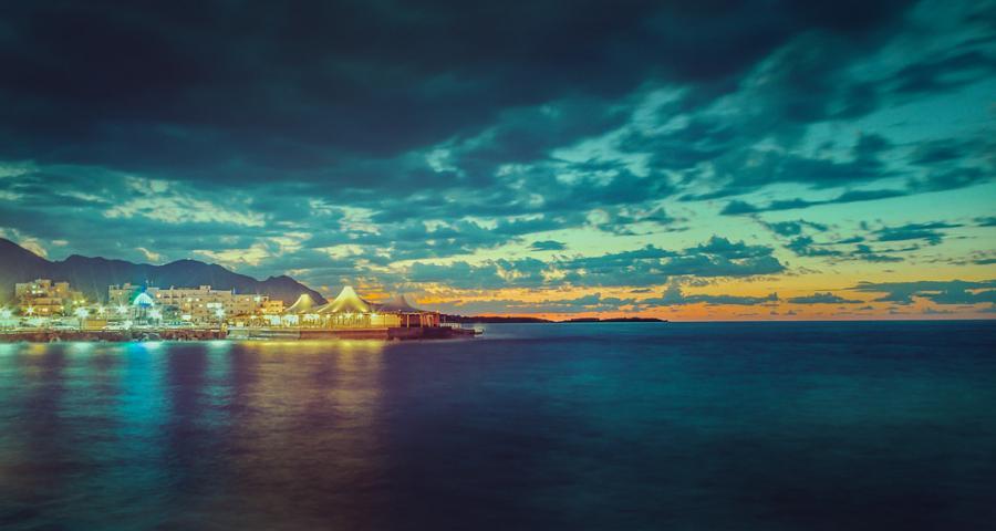 Кипр ZC4SB Туристические достопримечательности Кирения