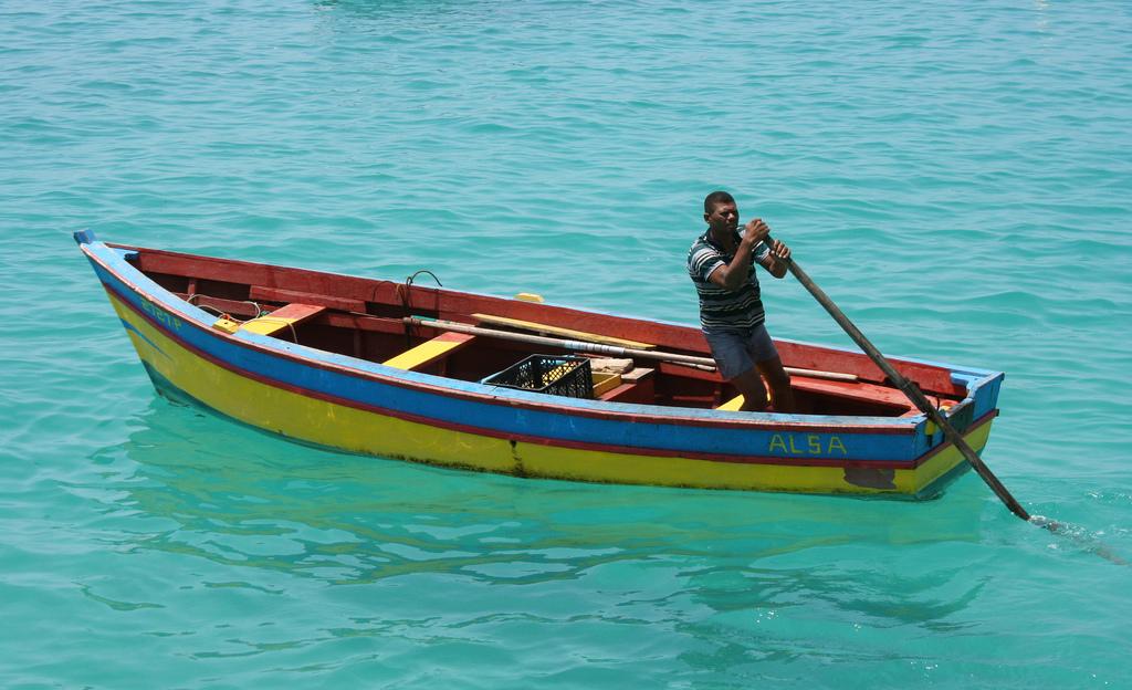 D44CH Рыбак, остров Сал, Кабо Верде. DX Новости,