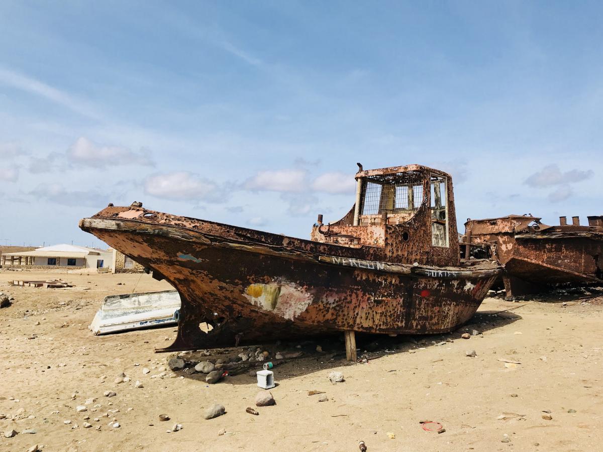 D44EK Sal Island, Cape Verde Islands, Cabo Verde