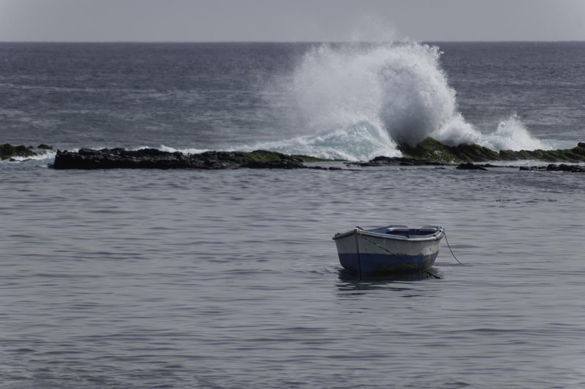 D44KF Прая, остров Сантьягу, Кабо Верде.