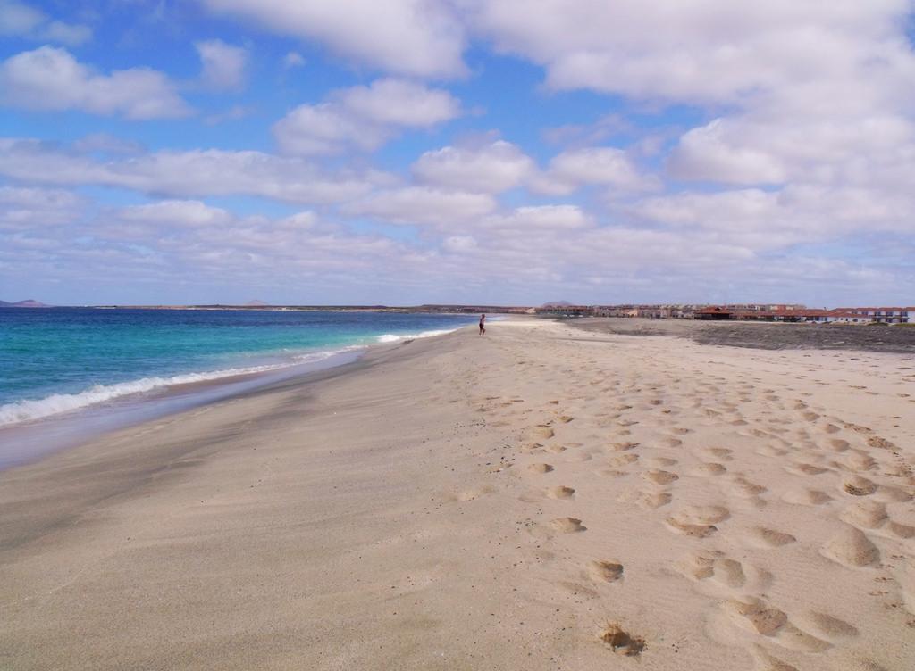 D44KIT Santa Maria, Sal Island, Cape Verde, Cabo Verde Tourist attractions spot