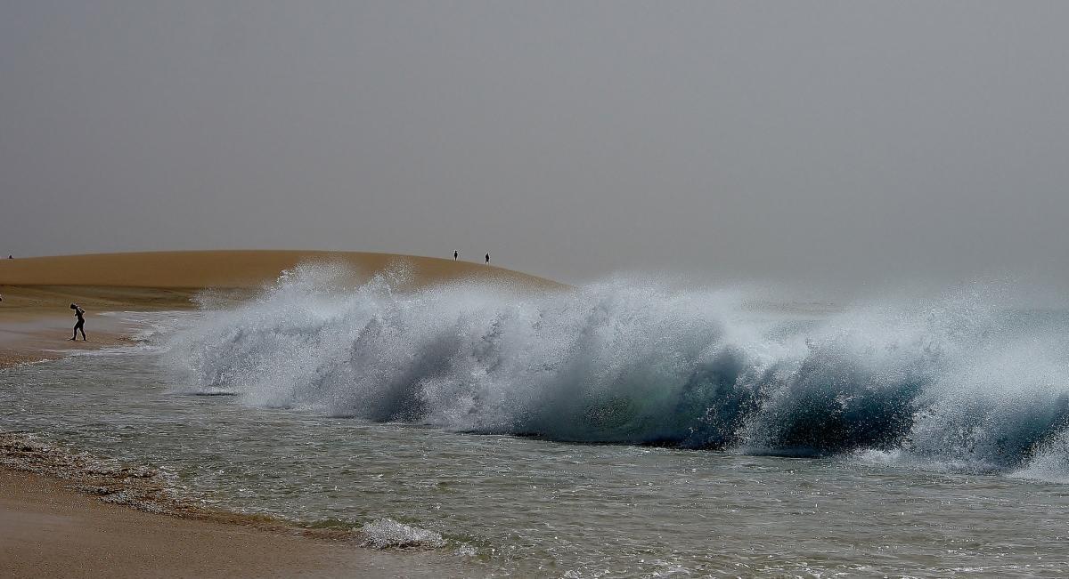 D4P Cabo Verde Cape Verde Tourist attractions spot Santa Maria Sal Island