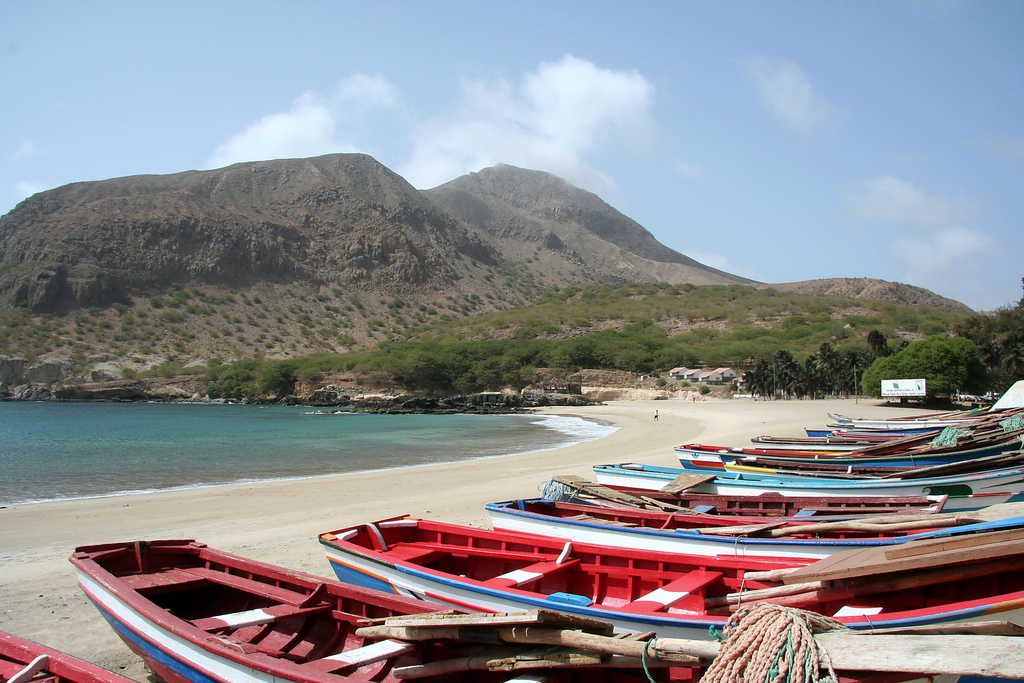 D4B Cabo Verde Cape Verde Tarrafal