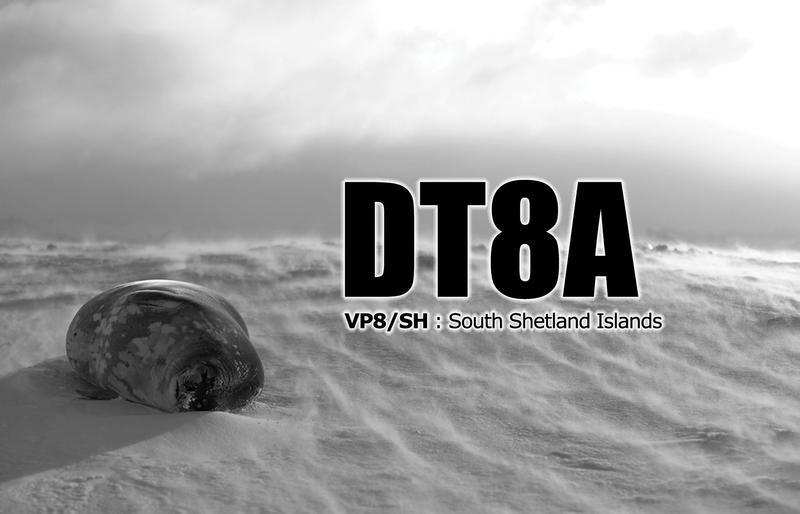 DT8A King Se Jong, King George Island, South Shetland Islands. 2018