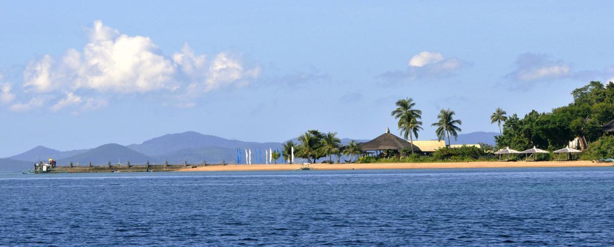 DU1/SP5APW Palawan Island Tourist attractions spot