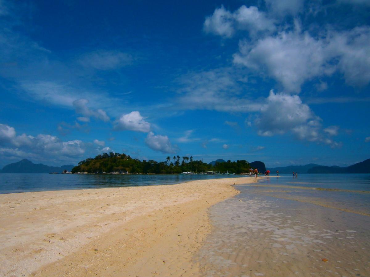 DU1/SP5APW Snake Island, Palawan.