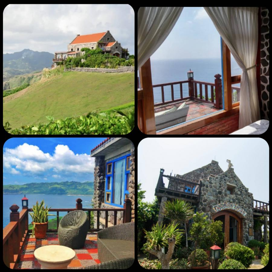 DZ1A/DU2 Batanes Islands Tourist attractions spot