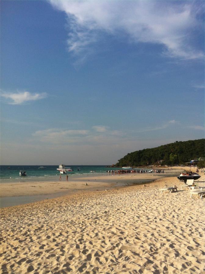 E20WXA/P HS2AAW/P HS2JQC/P Ko Lan Island Tourist attractions spot