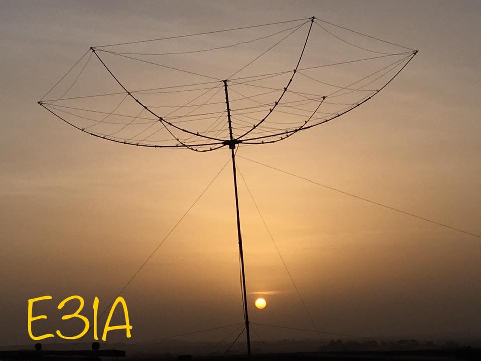 E31A Eritrea Antenna DX Expedition