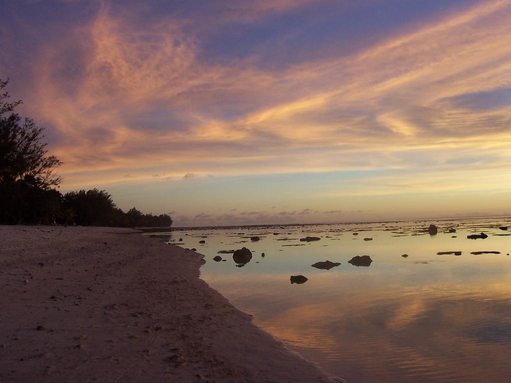 E51MAS Остров Раротонга, острова Кука. Туристические достопримечательности.