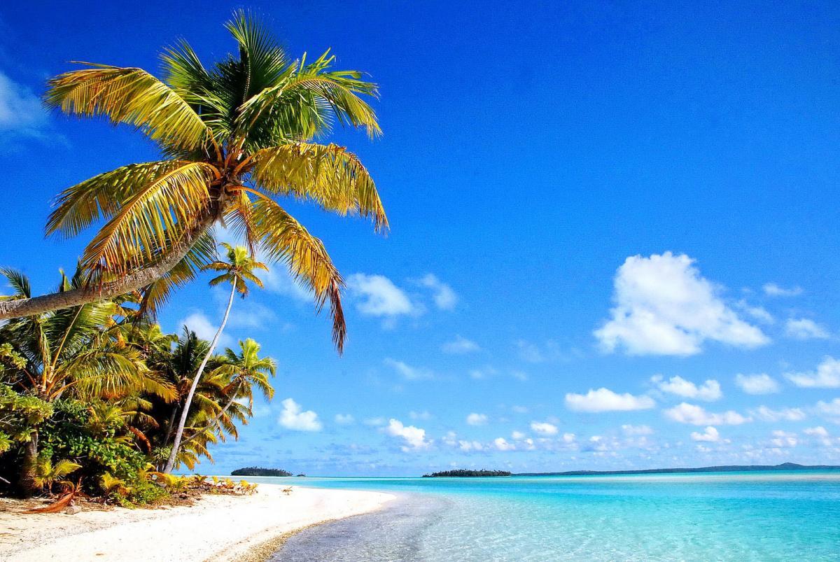 E51NPQ E51AUZ Aitutaki Island, Cook Islands