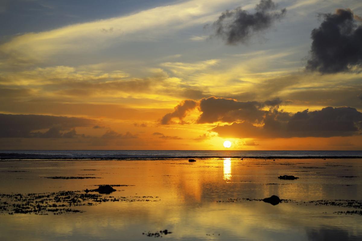 E51NPQ E51AUZ Rarotonga Island, Cook Islands