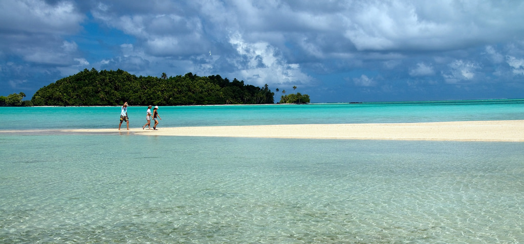 E51TOM E51ACO Cook Islands Tourist attractions spot