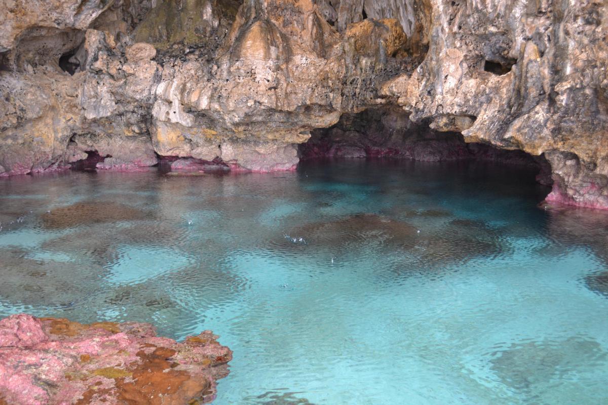 E6AF Niue Island Tourist attractions spot