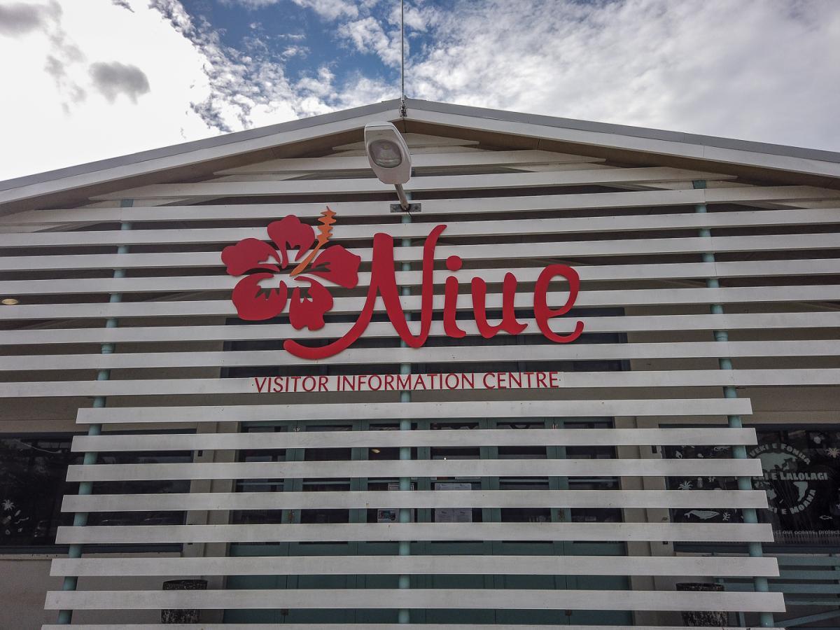 E6ET Niue Visitor Information Centre