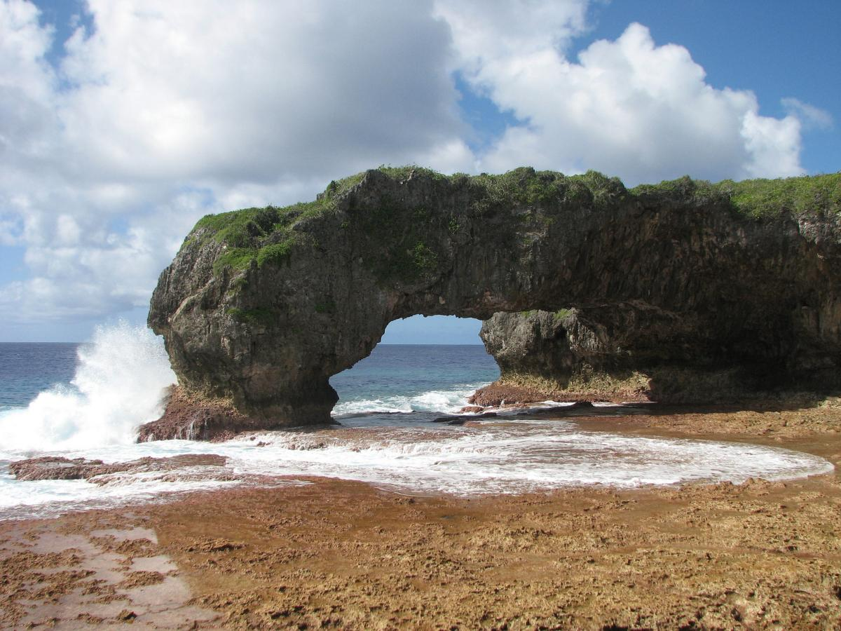 E6Y Niue Island Tourist attractions spot
