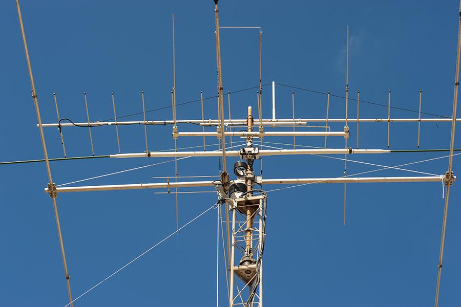 EA6 Menorca Island EA6ALW Antennas