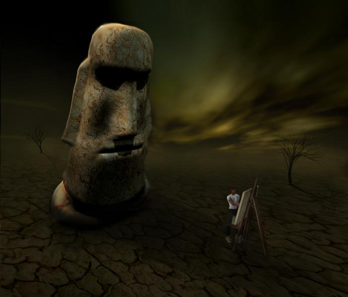 Easter Island CE0Y/DF8AN