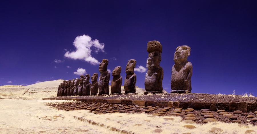 Easter Island CE0Y/W1MJ