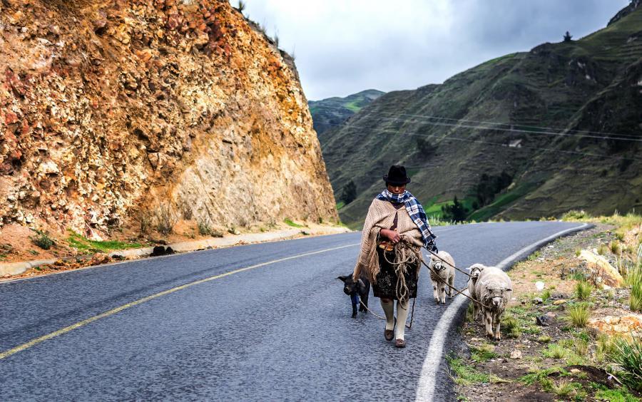 Ecuador HC2HGT DX News Zumbahua.