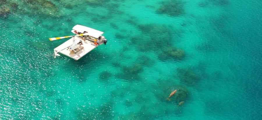 Остров Эфате Вануату YJ0WW Туристические достопримечательности.