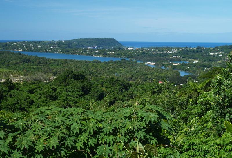 Остров Эфате YJ0YM Вануату Туристические достопримечательности