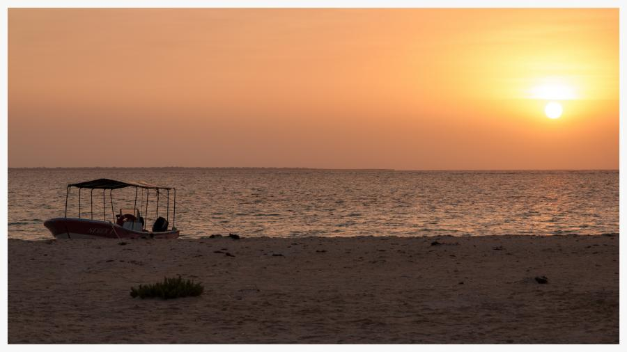 Эритрея E31A E39DI Остров Дахлак Туристические достопримечательности.