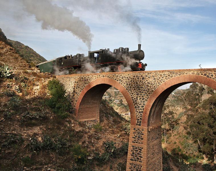 Эритрея E31A E39DI Железная дорога Радиолюбители DX IOTA экспедиция
