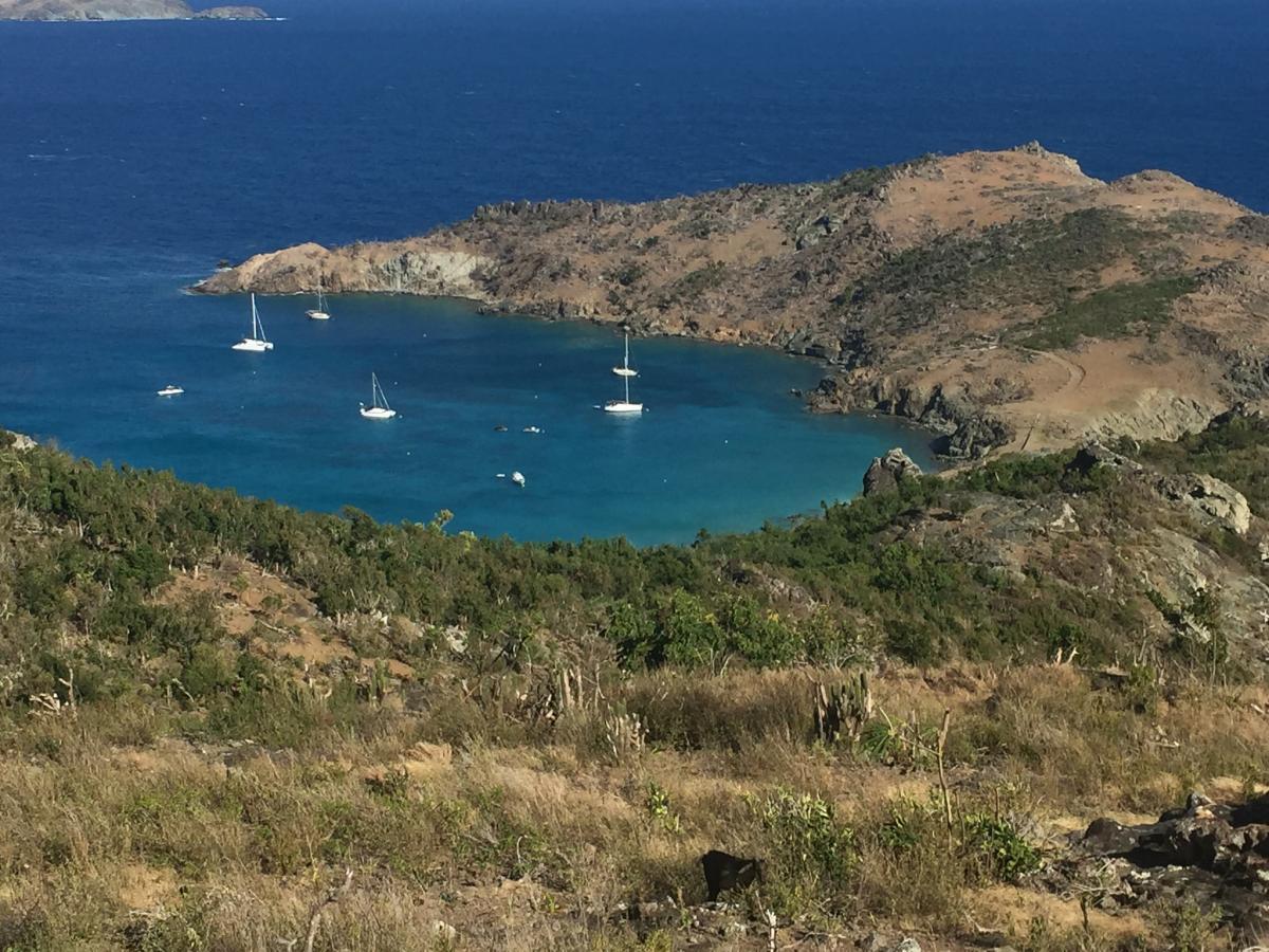 F6CUK/FJ Остров Сен Бартелеми Туристические достопримечательности