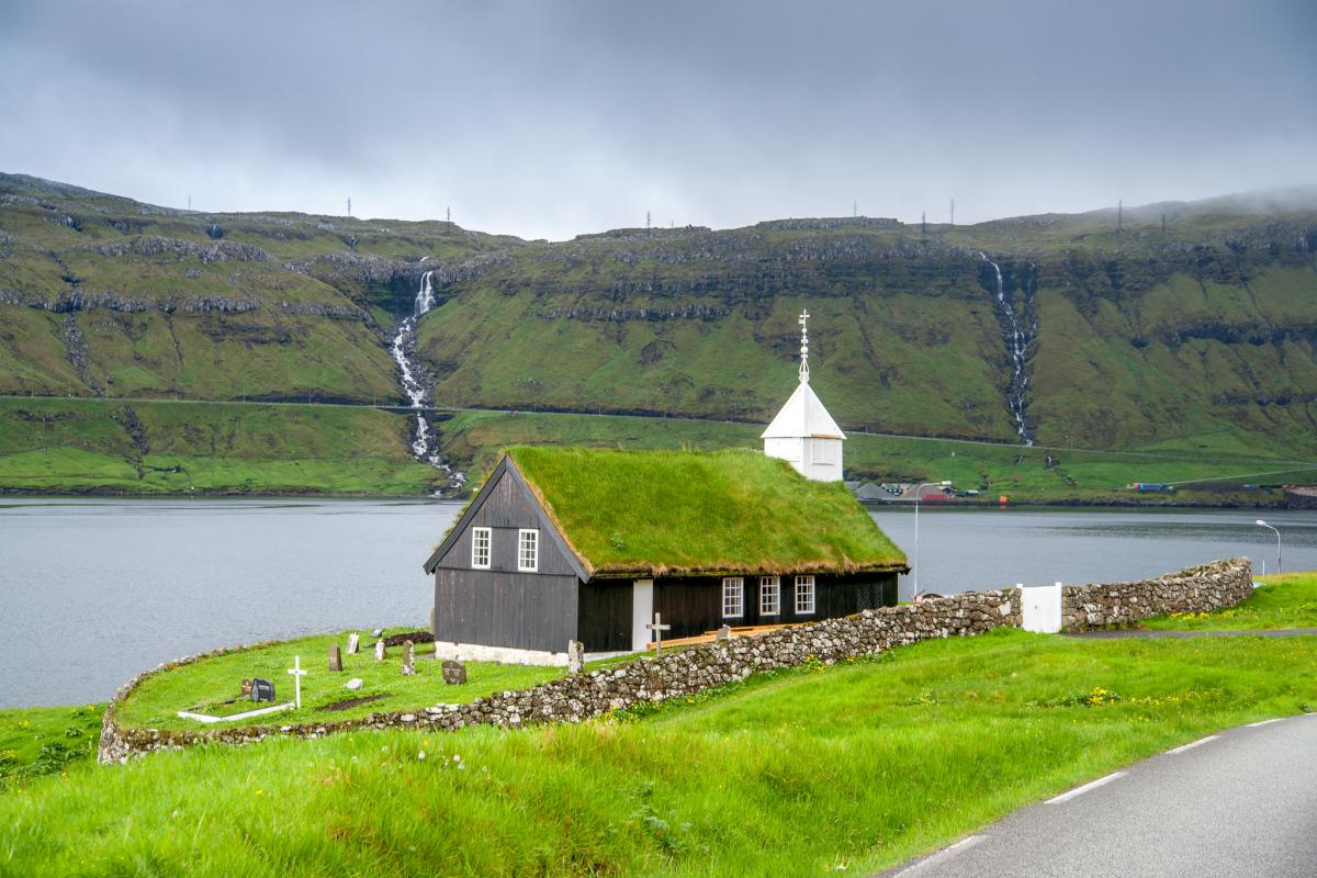 Faroe Islands OY/DF3MC OY/DL8JJ