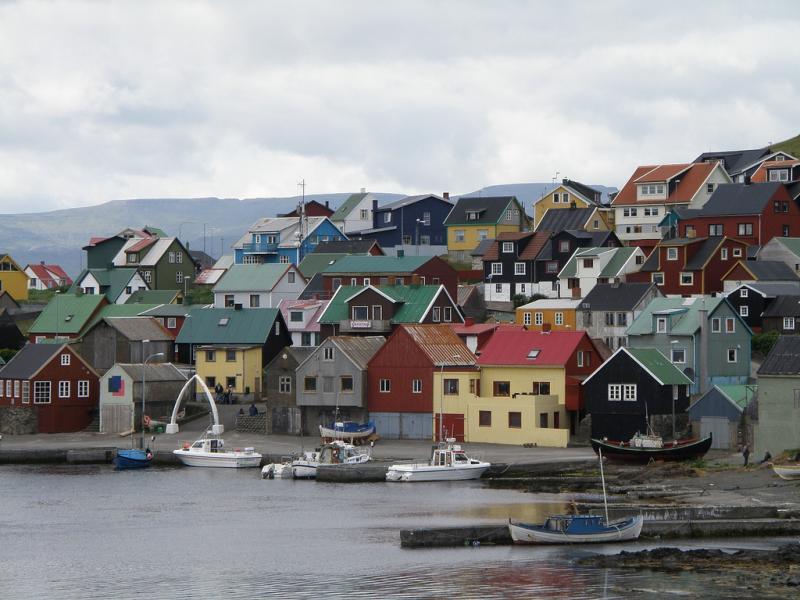 Faroe Island OY/MM0ZBH Nolsoy Island