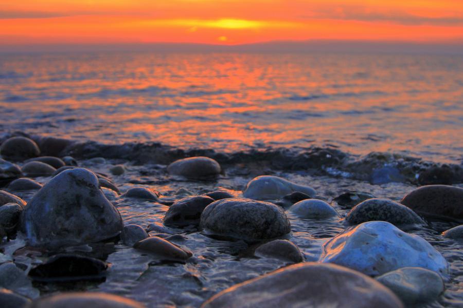 Fehmarn Island DL/OO6P DL/DL4IPA Sunset