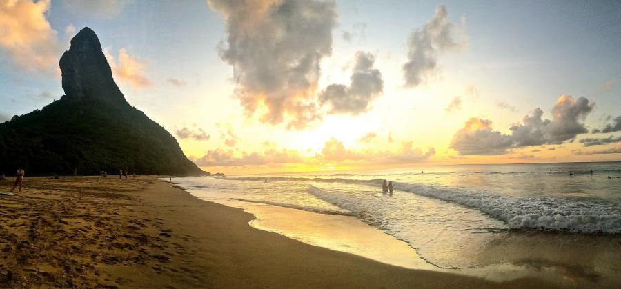 Fernando de Noronha Island PY0F/LU9EFO Tourist attractions spot