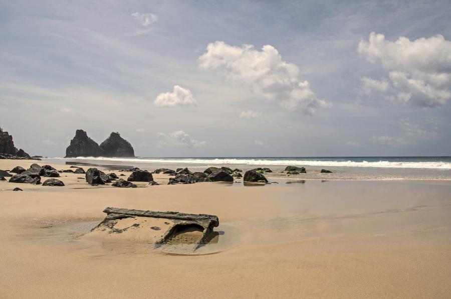 Fernando de Noronha Island PY2QI/PY0F Tourist attractions spot