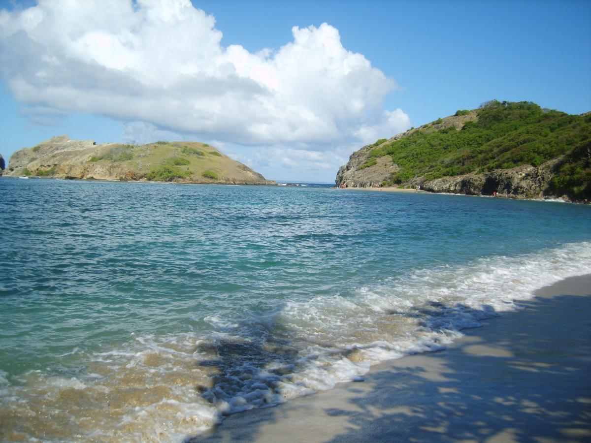 FG/F6BCW Iles des Saintes, Guadeloupe