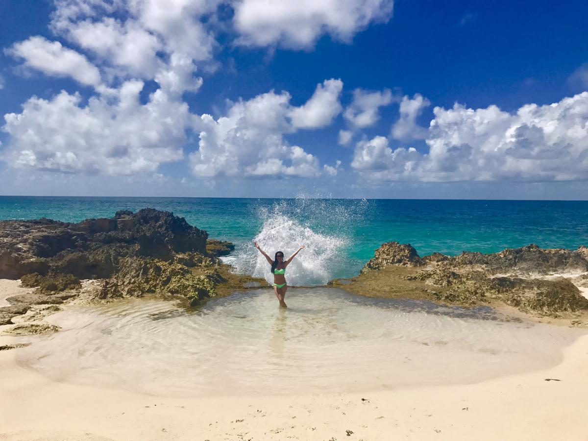 FG/HG0R Guadeloupe Tourist attractions spot