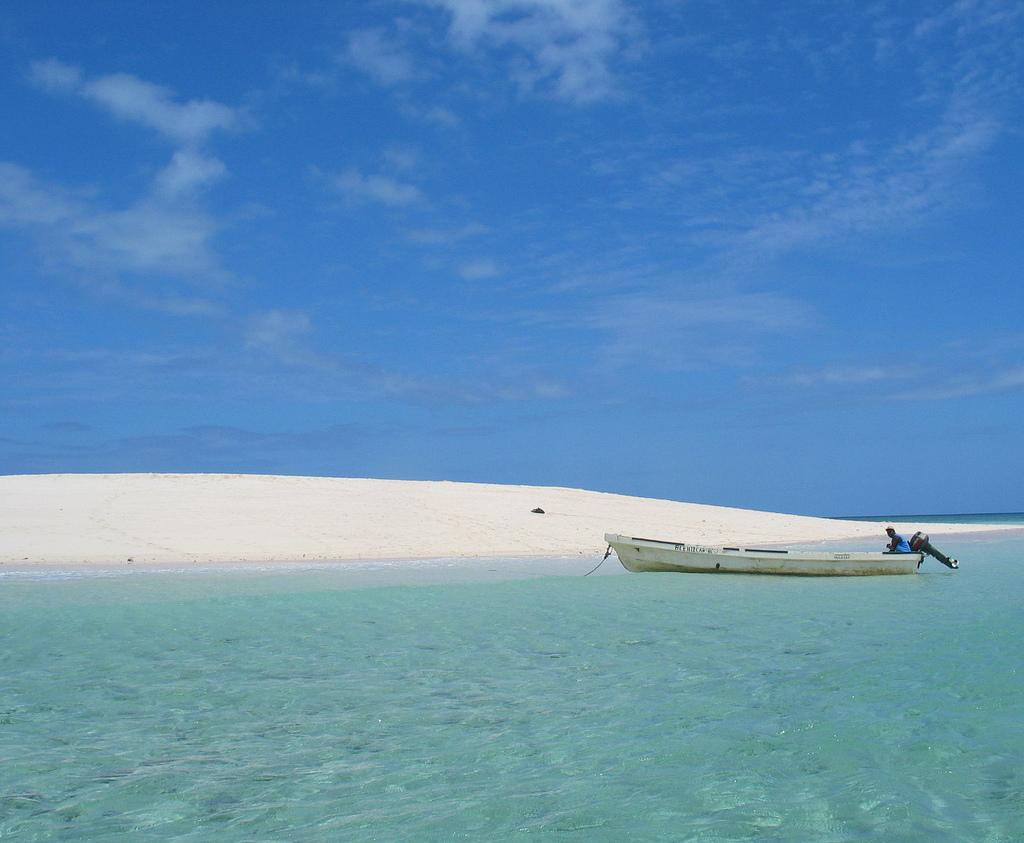 Острова Майотта FH/DJ9RR Туристические достопримечательности Песчаный остров