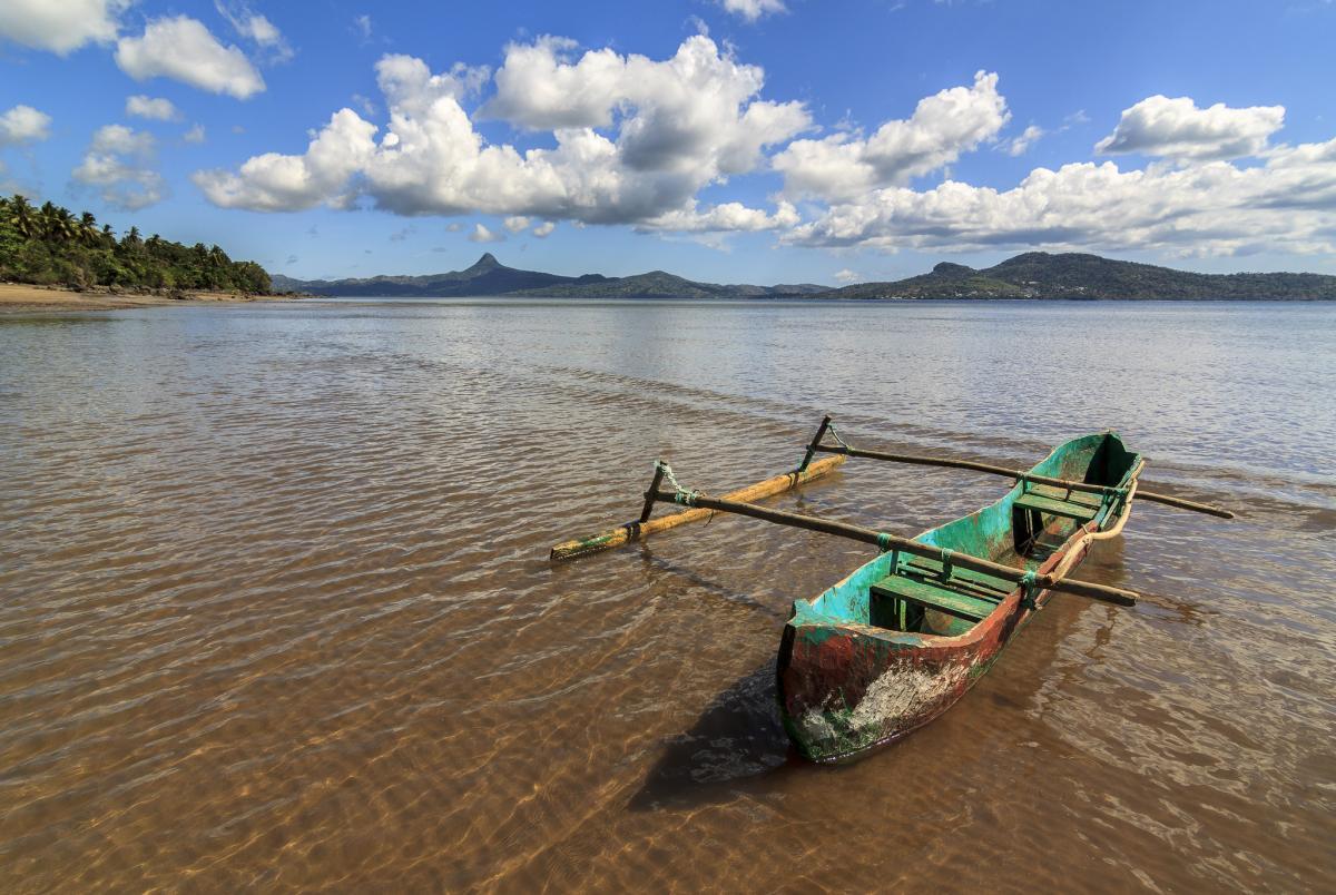 Остров Майотта FH/DJ9RR Лодка