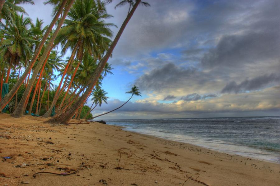 Fiji 3D3FY DX News Namale Resort