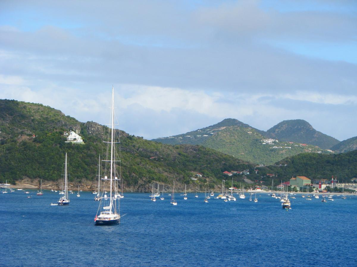 FJ/F4AZF Saint Barthelemy Island DX News
