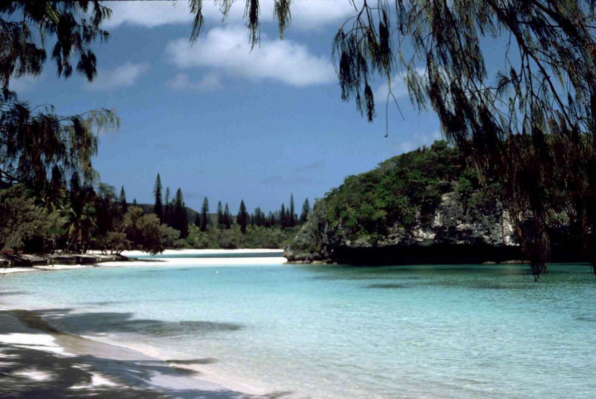 FK/IK2YDJ New Caledonia Tourist attractions spot