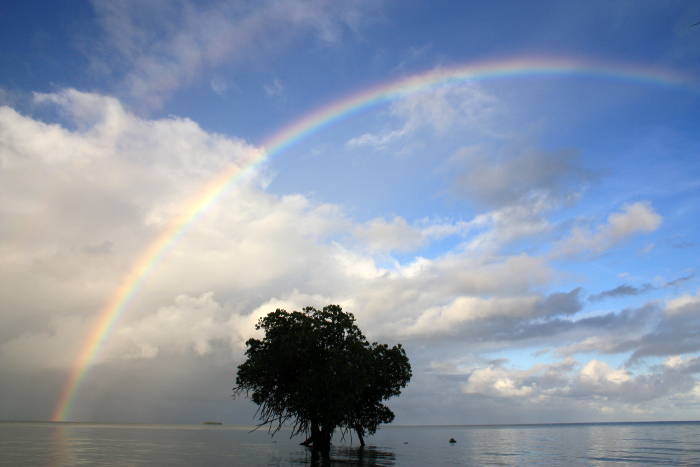 New Caledonia FK/5B4ALX DX News Rainbow, Ouano beach, La Foa