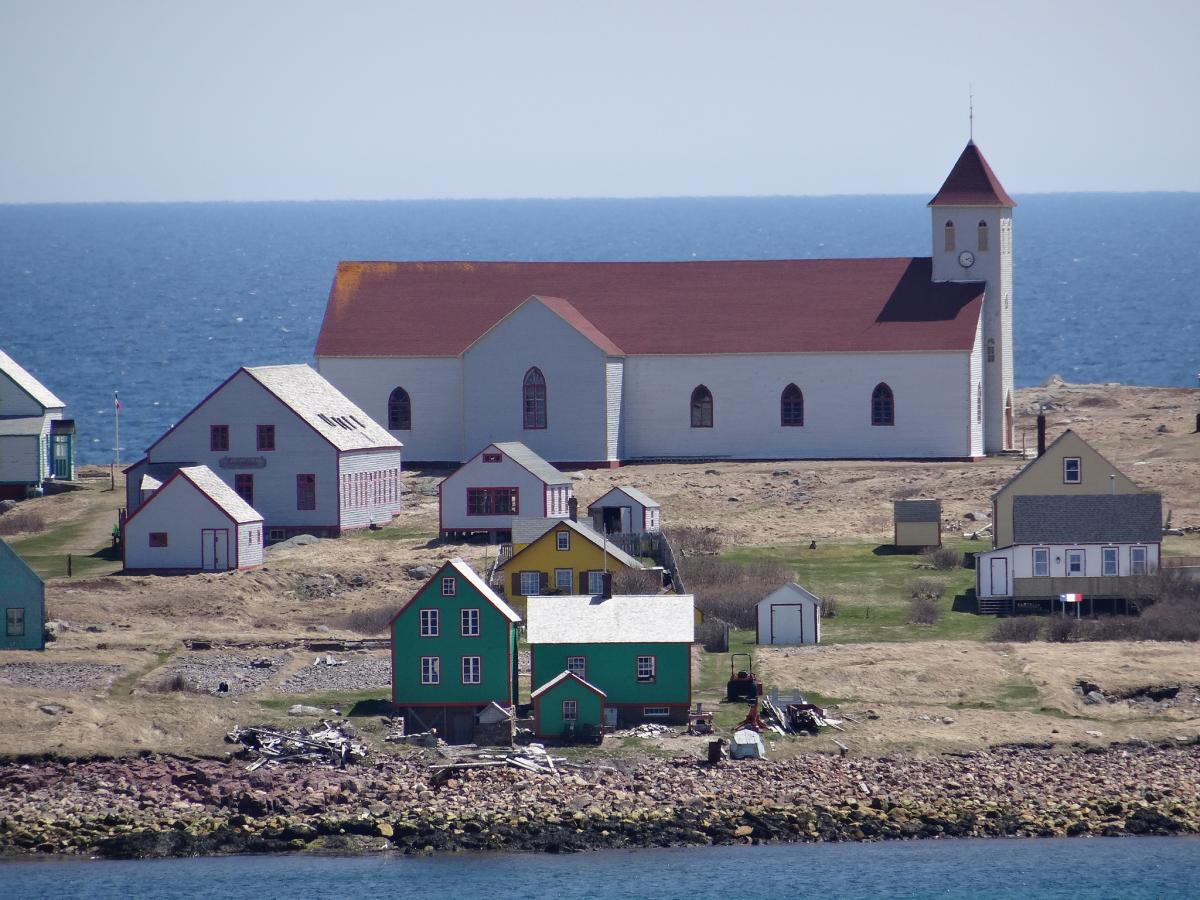 FP/DK7LX Saint Pierre and Miquelon Islands Tourist attractions spot