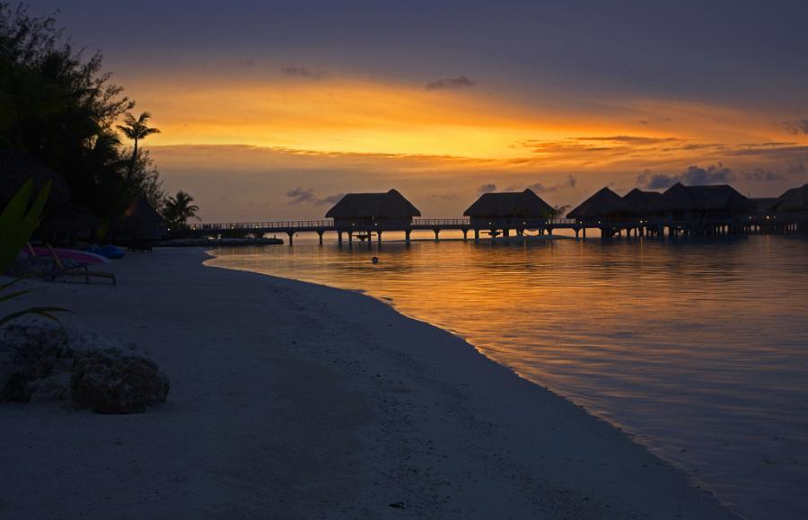 French Polynesia FO/IZ2ZTQ DX News Bora Bora Island