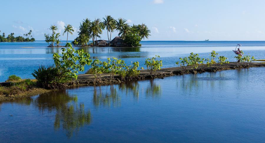 French Polynesia FO/IZ2ZTQ Raiatea Island