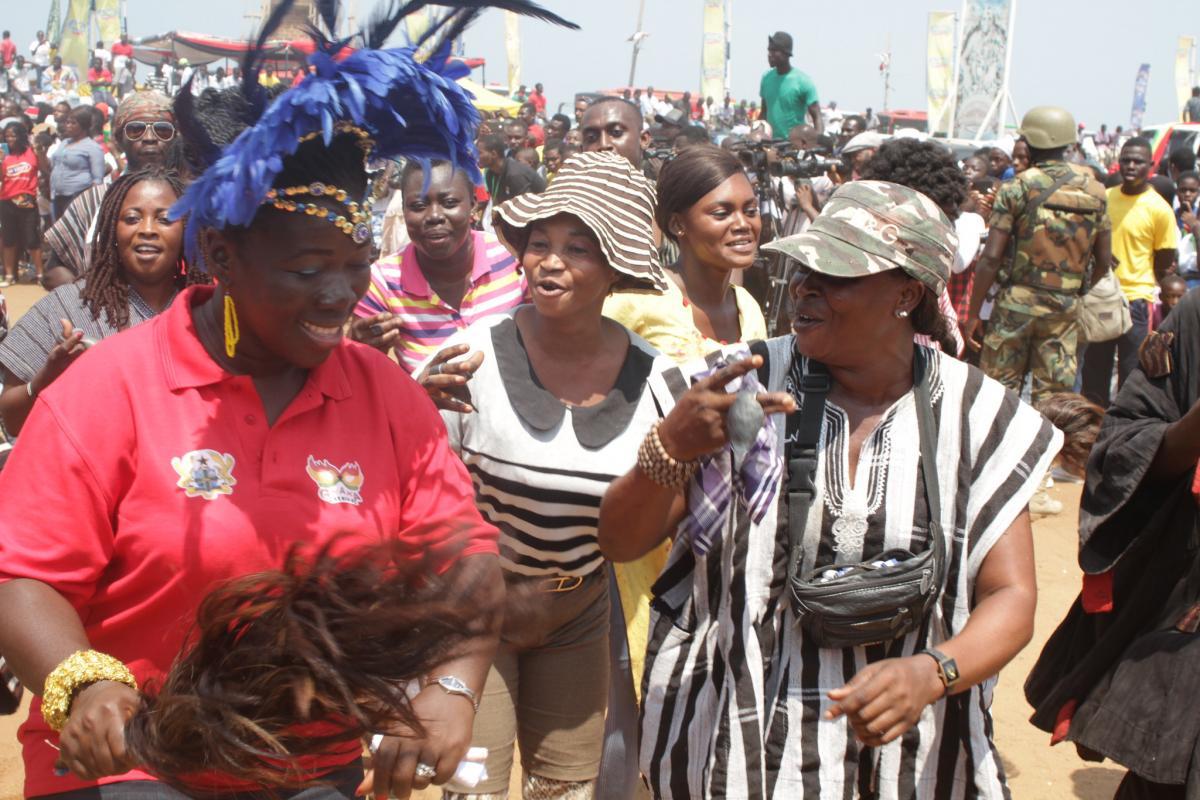 Карнавал Гана