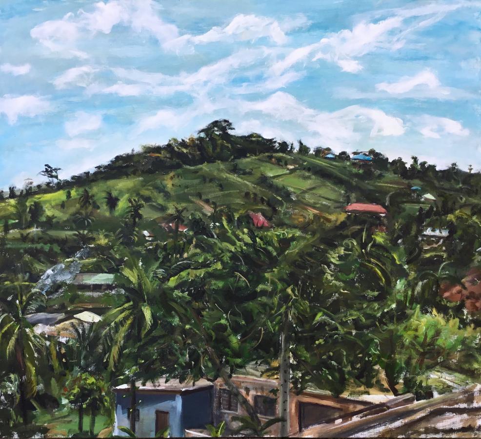 Мампонг, Гана