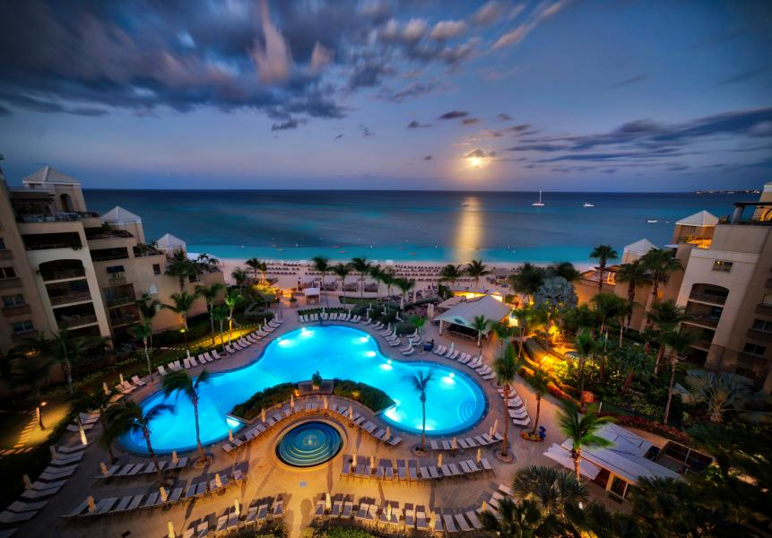 Grand Cayman Island ZF2TC DX News Hotel Ritz Carlton Cayman Islands