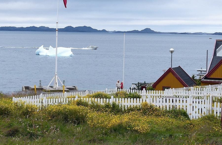 Greenland XP3A Nuuk DX News