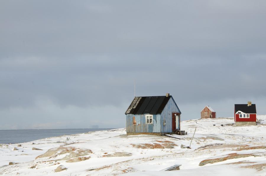 Гренландия XP5T Окаатсут, Родебэй.
